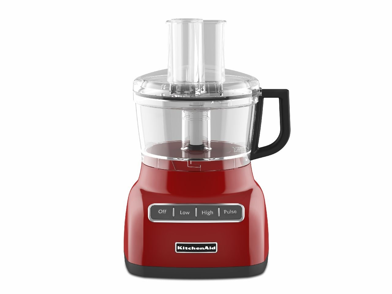kitchenaid new 7 cup food processor with exactslice system. Black Bedroom Furniture Sets. Home Design Ideas