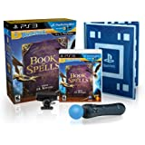 PS3 Wonderbook: Book of Spells PlayStation Move Bundle