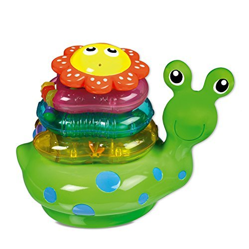 Munchkin Snail Stacker Bath Toy - 2 Sets