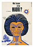 What Became of the Maori?