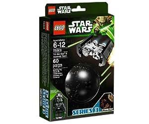 Lego Star Wars - 75008 - Jeu de Construction - Tie Bomber et Champ d'astéroïdes