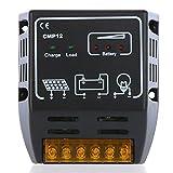Solar Controller 10a 12v/24v Solar Charge Controller Blovess...