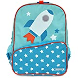 Little JJ Cole Toddler Backpack Rocket