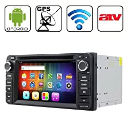 See Rungrace 6.2 inch Android 4.2 Multi-Touch Capacitive Screen In-Dash Car DVD Player for TOYOTA with WiFi / GPS / RDS / IPOD / Bluetooth /ATV Details