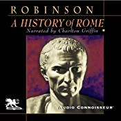 A History of Rome | [Cyril Edward Robinson]