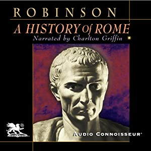 A History of Rome Audiobook