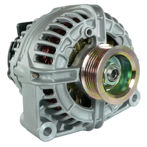 DB Electrical ABO0245 Alternator (For 4.8 5.3 6.0 Chevy Silverado Pickup Truck 05 06 07 Suburban Escalade) (05 Tahoe Alternator compare prices)