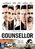 The Counsellor [DVD]