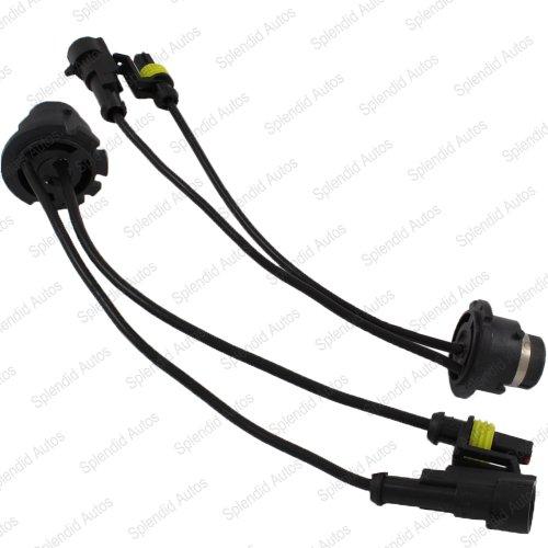 Splendid Autos Aftermarket Hid Bulbs Adapters For Oem D2S D2R Ballast