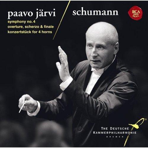 SACD : PAAVO JARVI - Schumann Symphony No.4. Overture. Scherzo & Finale