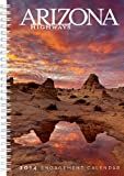 Arizona Highways 2014 Engagement Calendar