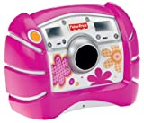 フィッシャープライス キッズ・タフ・デジタルカメラ (ピンク)