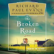 The Broken Road Audiobook by Richard Paul Evans Narrated by Richard Paul Evans