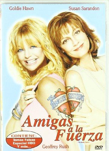 Amigas A La Fuerza [DVD]