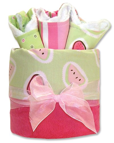 Trend Lab Blanket Gift Cake, Juicie Fruit
