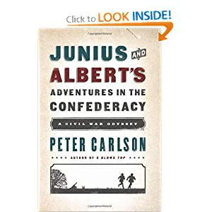Junius and Albert's Adventures in the Confederacy: A Civil War Odyssey by