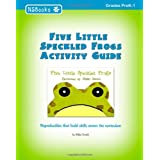 Five Little Speckled Frogs Activity Guide ~ Nikki Smith