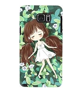 EPICCASE leaf angel Mobile Back Case Cover For Samsung Galaxy Note 5 (Designer Case)