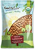 Almonds, Raw, Shelled, Organic, 5 lbs. Bulk