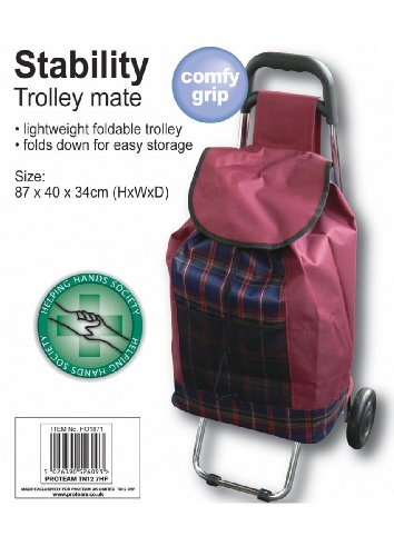 Proteam Shopping Trolley