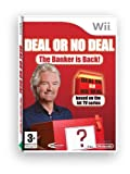echange, troc Deal or No Deal: The Banker Is Back (Wii) [import anglais]