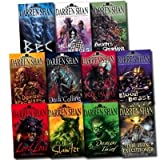 Darren Shan The Darren Shan Demonata Collection 11 Books Set (The Thin Executioner, Demon Thief, Lord Loss, Slawter, Hell's Heroes, Wolf Island, Death's Shadow, Demon Apocalypse, Blood Beast, Bec, Dark Calling)
