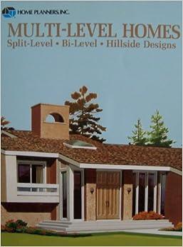 Multi level homes split level bi level for Design couchtisch multilevel l