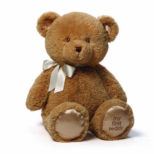 Gund My First Teddy Bear Stuffed Animal, 24 Inches
