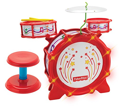 Fisher-Price-Big-Bang-Drumset-with-Lights