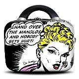 Heys USA Luggage De La Nuez Material Girls 9 Inch Beauty Case, Multi, One size