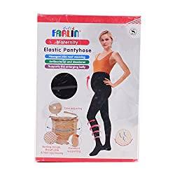 Farlin Maternity Elastic Panty Hose - Medium