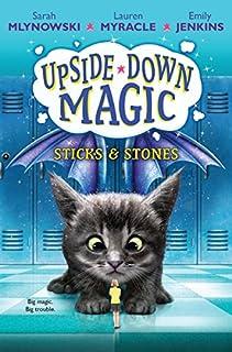 Book Cover: Sticks & Stones