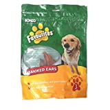 Super Dog Bonzo Smoked Ears Natural Dog Treat 3 Pieces