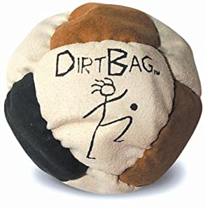 World Footbag Association 711 Dirt Bag Footbag