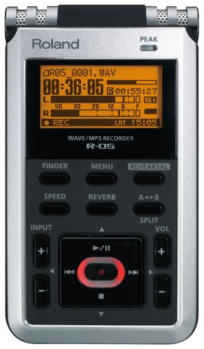 Roland R-05 Digital Recorder