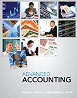 Advanced Accounting, 11th Edition Front Cover