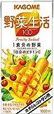 カゴメ ホテルレストラン用 野菜生活100 フルーティーサラダ 1L×6本