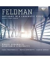Simonacci,Marco/Simonacci,Giancarlo Patterns In A Chromatic Field-Music For Cello