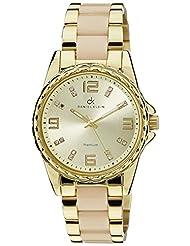 Daniel Klein Analog Gold Dial Women's Watch - DK10634-5