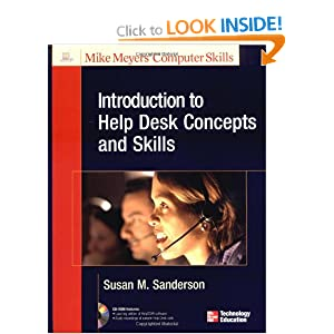 Introduction To Help Desk Concepts And Skills Mike Meyers