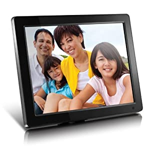 51soSTMWCDL. SL500 AA300  Aluratek ADMPF412F 12 Inch Hi Res Digital Photo Frame   $70 After $10 Mail in rebate