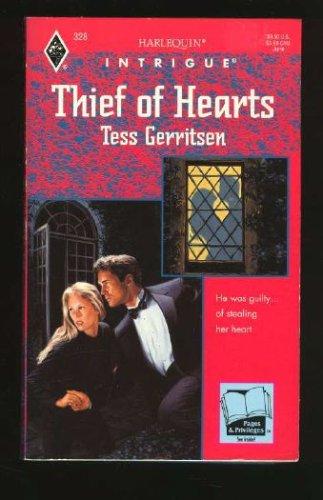 Thief of Hearts (Harlequin Intrigue, No 328), Tess Gerritsen