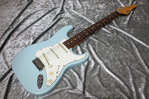 Used Suhr Classic Antique Sonic Blue Electric Guitar (Suhr Classic compare prices)