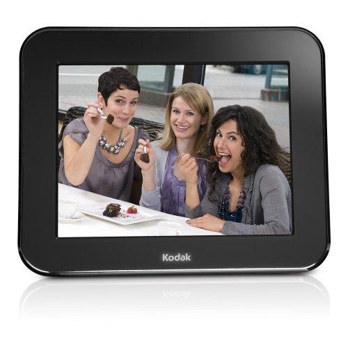 Kodak Pulse 7-Inch Wi-Fi Digital Frame With Custom E-Mail Address For Immediate Sharing