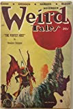 Weird Tales, November 1948, Vol. 41 No. 1