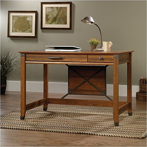 sauder-carson-forge-writing-desk-washington-cherry-finish