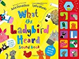 What the Ladybird Heard Sound Book Julia Donaldson