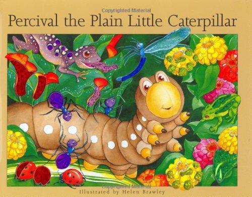 Percival the Plain Little Caterpillar (Sparkle Books) PDF