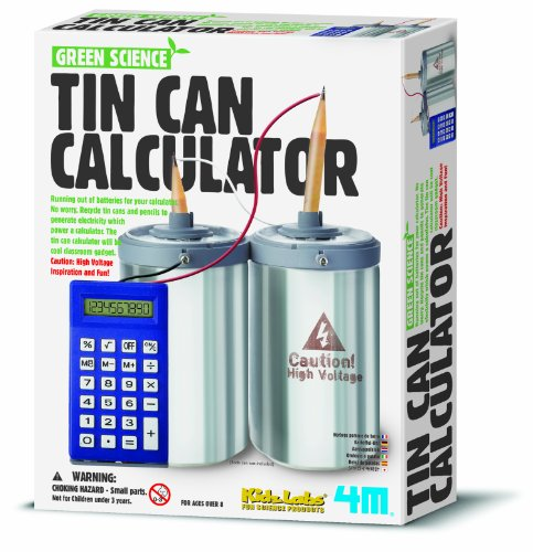 4M Tin Can Calculator (Recycled Cans compare prices)