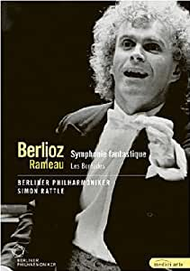 Berliner Philharmoniker/Simon Rattle: Berlioz - Symphonie Fantastique/Rameau - Les Boreades [Import]